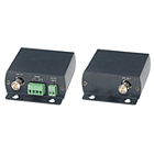 Globalmediapro SHE SDIVPD HD-SDI/Power/Data Coaxial Extender (Transmitter and Receiver)