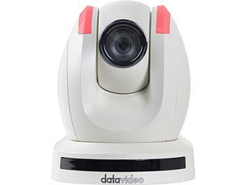Datavideo PTC-150T HD/SD PTZ Video Camera with HDBaseT Technology (White)