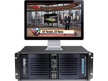 Datavideo TVS-1200A Trackless Virtual Studio System with AUX Card