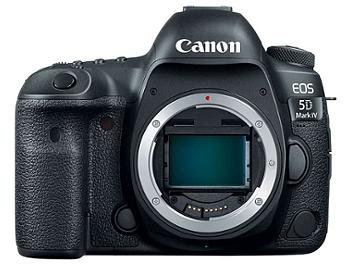 Canon EOS-5D Mark IV DSLR Camera Body