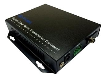 Beneston ACT-FB01TX/RX-H 1-channel AHD / CVI / TVI / Analog Fiber-Optic Converter (Transmitter and Receiver)