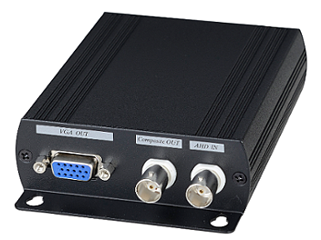 Globalmediapro SHE AD001AHD AHD to HDMI/VGA/Composite Video Converter