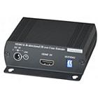 Globalmediapro SHE HE01CI HDMI & Bi-directional IR over Coax Extender (Transmitter & Receiver)