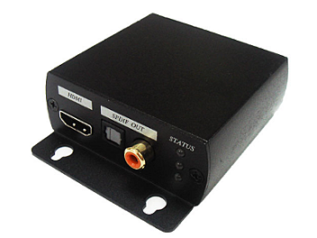 Globalmediapro SHE ARC01 HDMI ARC (Audio Return Channel) / Digital Audio Converter