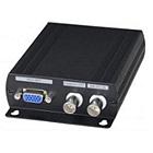 Globalmediapro SHE AD001HD4 HD-TVI / AHD / HD-CVI / CVBS to HDMI / VGA / Composite Video Converter