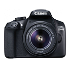 Canon EOS-1300D DSLR Camera with EF-S 18-55mm IS STM Lens