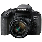 Canon EOS-800D DSLR Camera with 18-55mm Lens