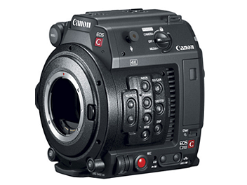 Canon EOS C200B EF Mount Cinema Camcorder Body