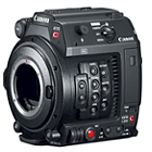 Canon EOS C200B EF Mount Cinema Camcorder Body