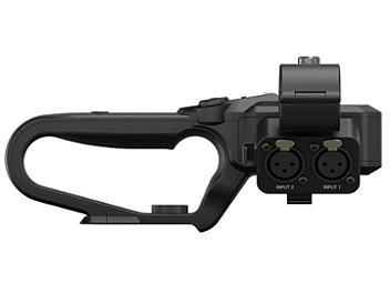 JVC KA-HU1 Handle Unit with XLR and Audio Control for GY-HM170