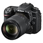 Nikon D7500 DSLR Camera Kit with 18-140mm VR Lens