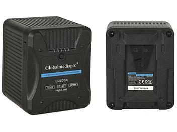 Globalmediapro Li250SX V-Mount Li-ion Battery 247Wh