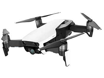 DJI Mavic Air Quadcopter Fly More Combo (White)